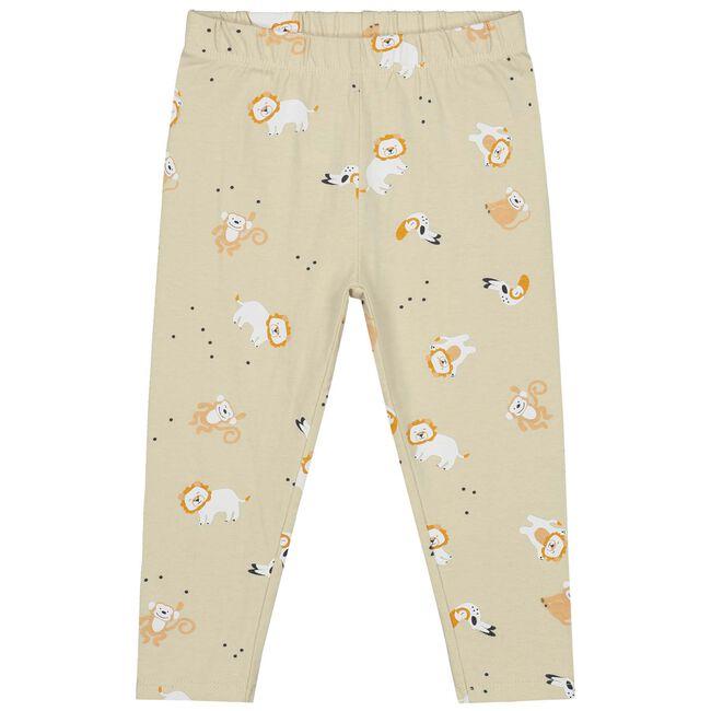 Prénatal peuter pyjama - Light Ecru