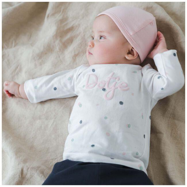 Prénatal newborn unisex mutsje - Skin Piink
