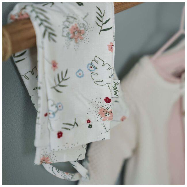 Prénatal newborn meisjes broekje - Dark Off-White