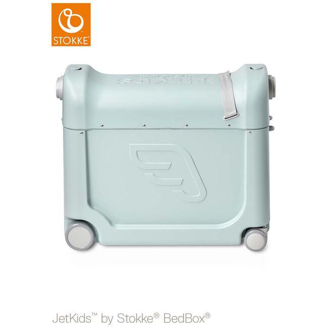 Stokke JetKids BedBox 2.0 - Green Aurora