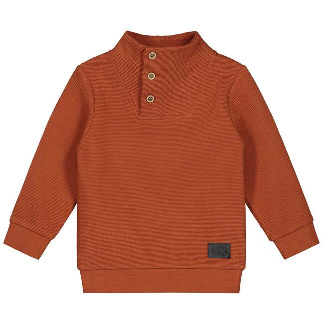 Prénatal peuter sweater - Darkorange