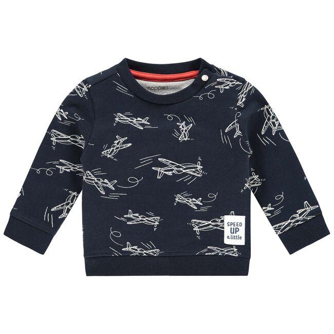 Noppies jongens sweater - Dark Blue