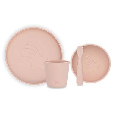 Jollein kinderserviesset 4-delig - Pink