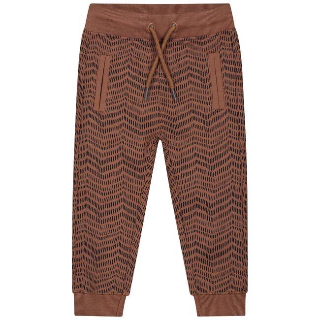 Prénatal baby jongens broek - Chocolatbrown