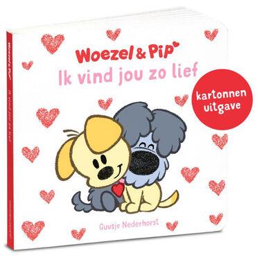 Woezel & Pip ik vind jou lief -
