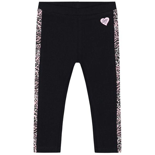 Prénatal baby meisjes legging - Black