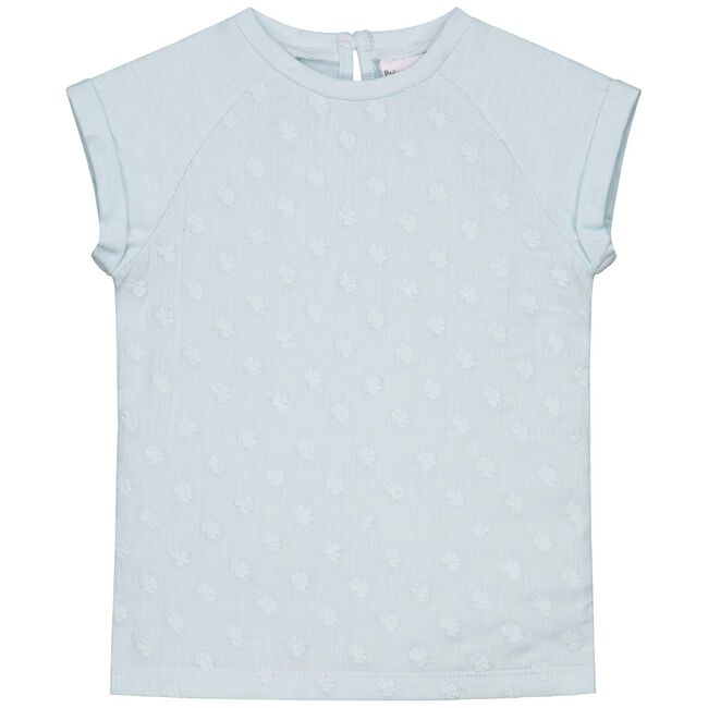 Prenatal baby meisjes T-shirt - Powder Blue
