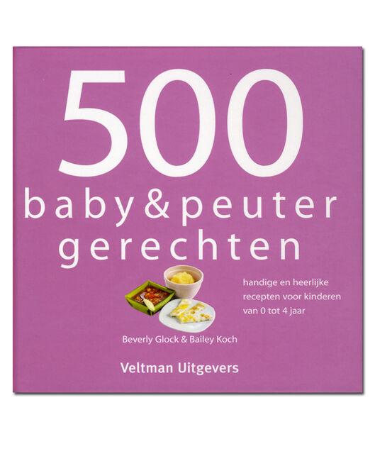 500 baby & peuter gerechten - Geen Kleurcode