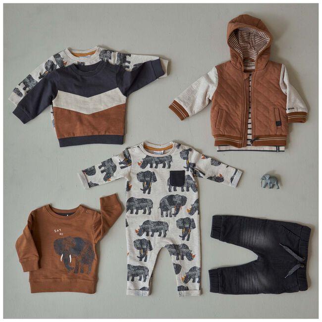 Prénatal peuter jongens sweater - Multi