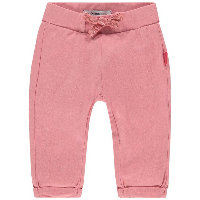 Noppies baby meisjes broek - Blossom Pink