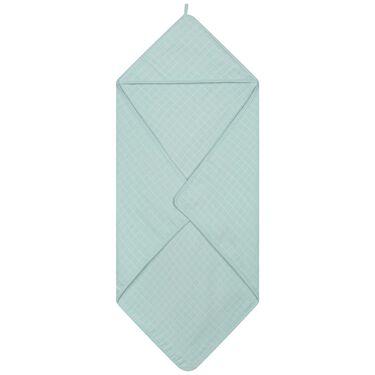 Prénatal hydrofiele badcape - Soft Green