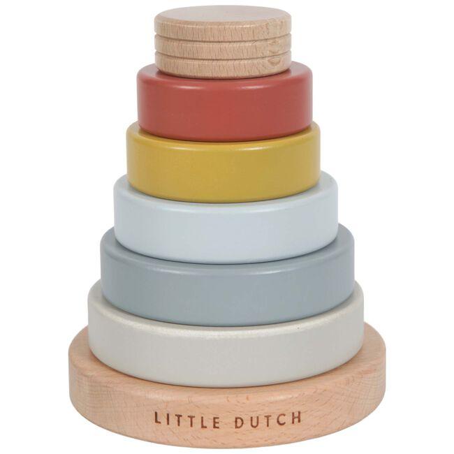 Little Dutch stapeltoren - Multi