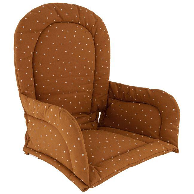 Prenatal stoelverkleiner dot sienna -