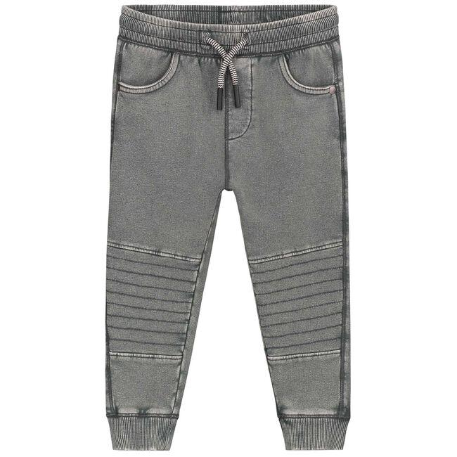 Prénatal peuter jongens broek - Grey