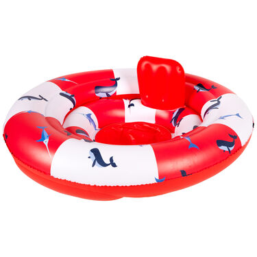 Swim Essentials zwemzitje walvis 0-1 jaar -