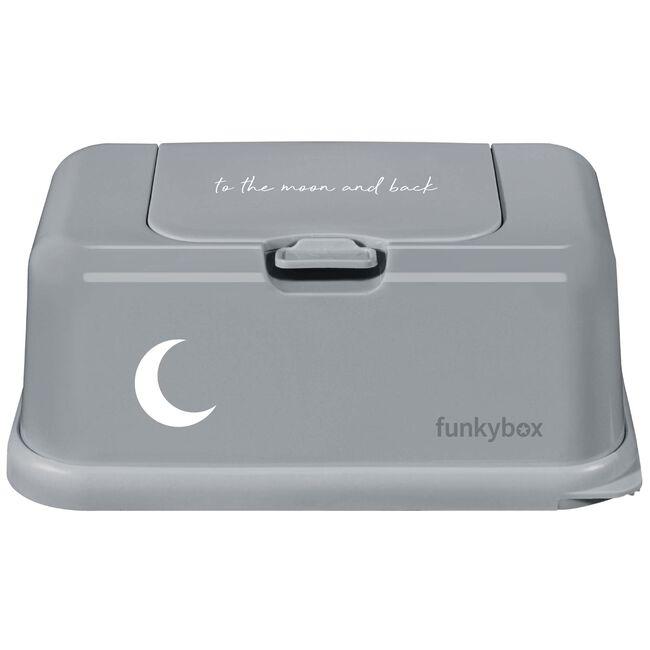 Funkybox doekjesdoos - Lightgrey