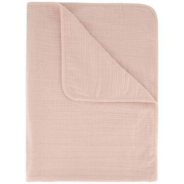 Prenatal wiegdeken - Powder Pink