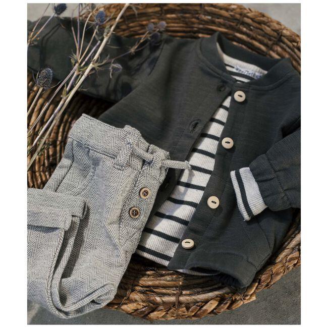 Sweet Petit baby jongens vest Jens -