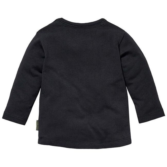 Quapi baby jongens t-shirt - Darkgrey