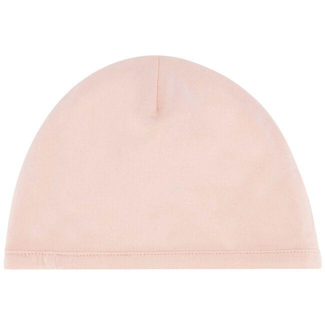 Prenatal newborn unisex mutsje - Blossom Pink