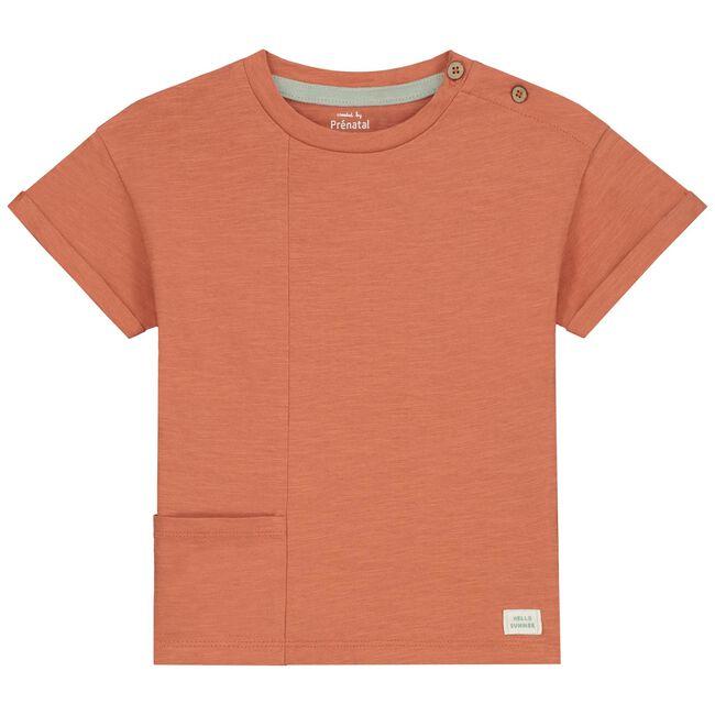 Prénatal peuter T-shirt - Warm Orange