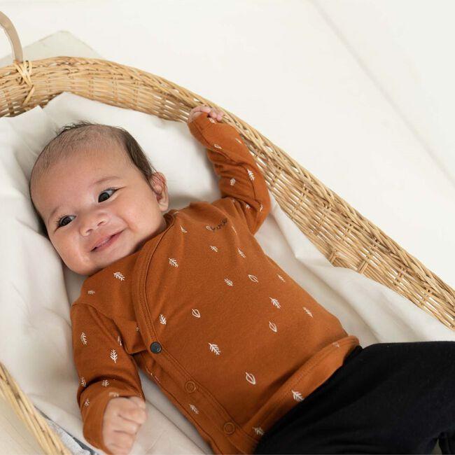 Prénatal baby overslagshirt Pure -