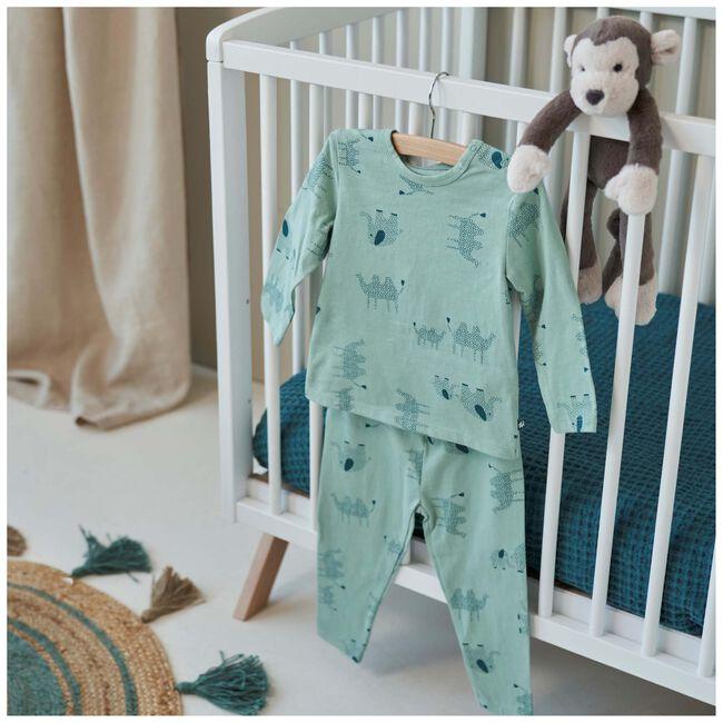Prénatal peuter pyjama dieren -