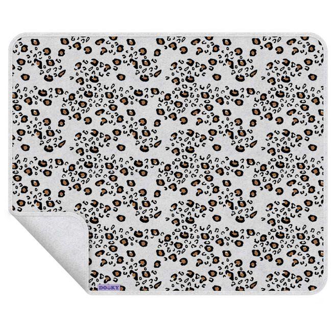 Dooky deken - Leopard