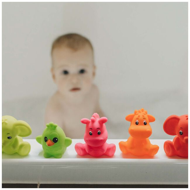 Playgro jungle fun friends badspeelgoed gesealed -