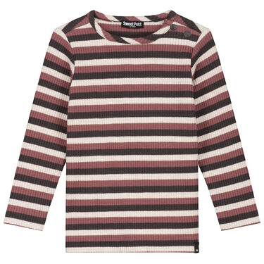 Sweet Petit baby shirt rib Sepp -