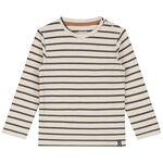 Prénatal baby jongens t-shirt - Light Brown Melange