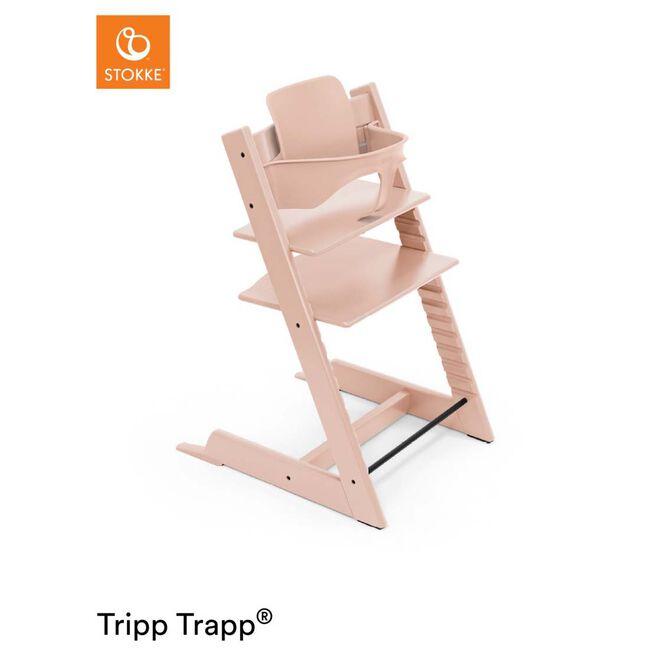 Stokke Tripp Trapp Babyset - Serene Pink