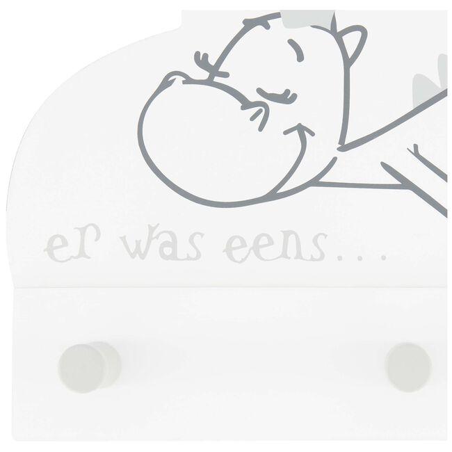 Prenatal Draakje kapstok - White