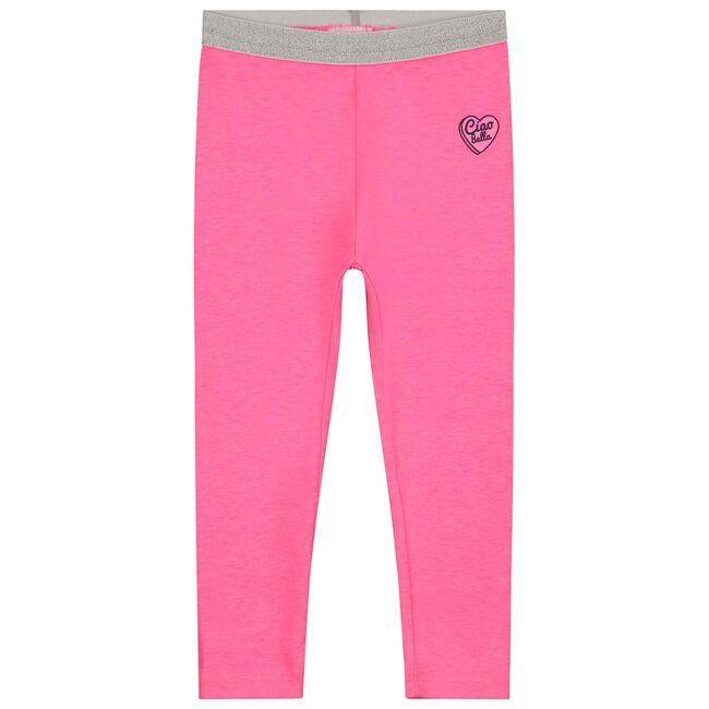 Prénatal baby meisjes legging - Neon Pink