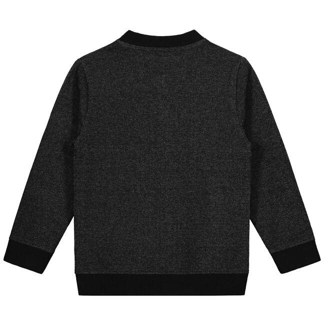 Prénatal peuter jongens vest - Black Denim