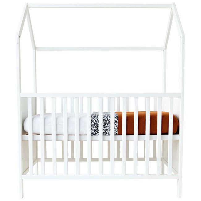 Prenatal ledikant huisje 60x120 -