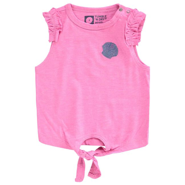 Tumble 'N Dry peuter meisjes top - Medium Pink