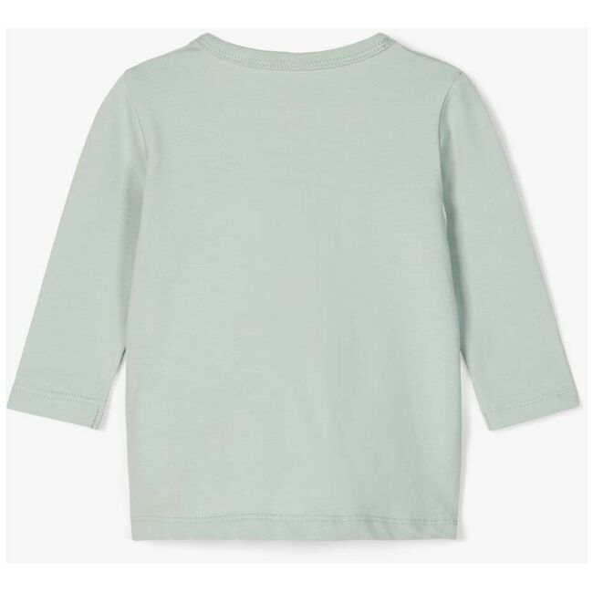 Name it meisjes t-shirt - Mintgreen