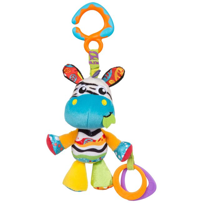 Playgro Zoe Zebra munchimal - Multi