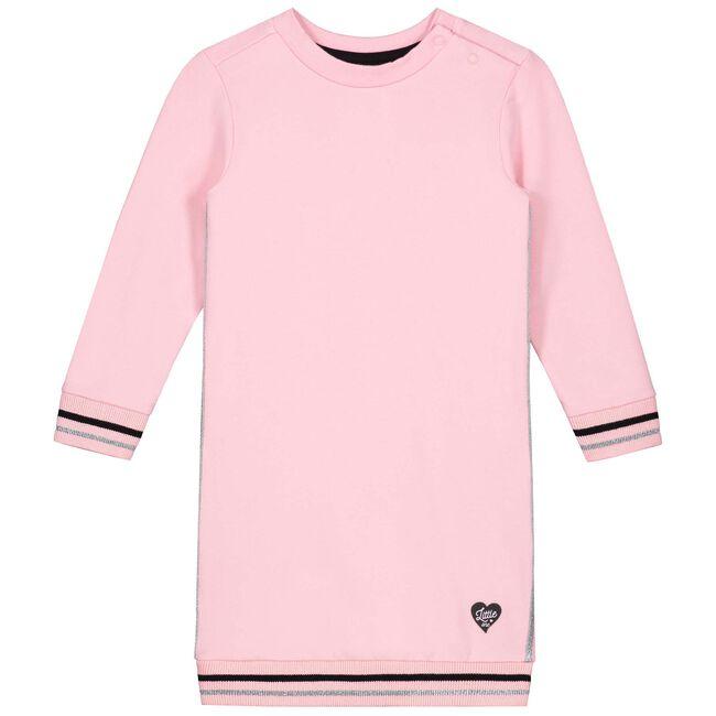 Prénatal peuter meisjes jurk - Mid Pink