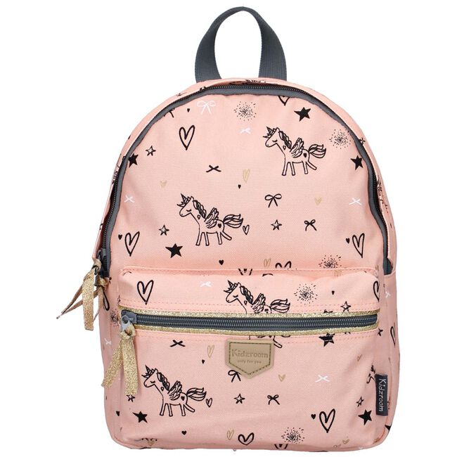 Kidzroom kinderrugtas unicorn - Pink