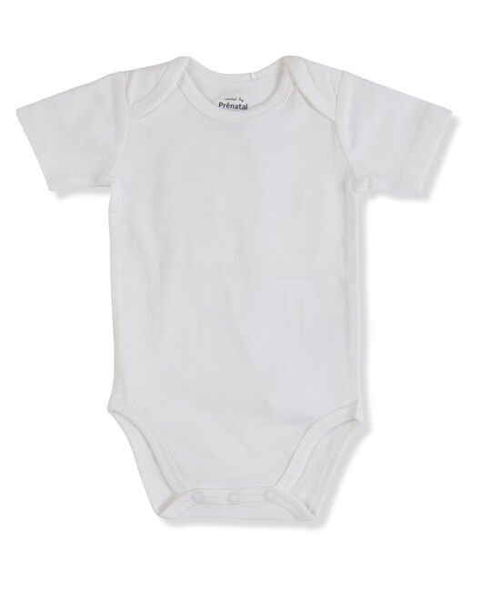 1b62f627624907 Prenatal unisex romper