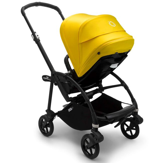 Bugaboo Bee6 - Black-Black-Lemon Yellow