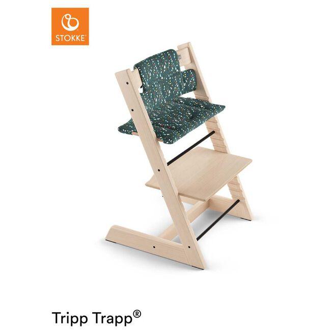 Tripp Trapp Classic Cushion - Petrol