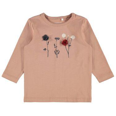 Name It shirt - Mid Pink