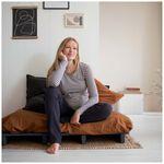 Prénatal zwangerschapsbroek - Deep Grey Melange