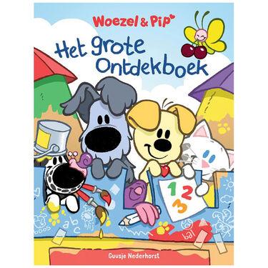 Woezel & Pip het grote ontdekboek -