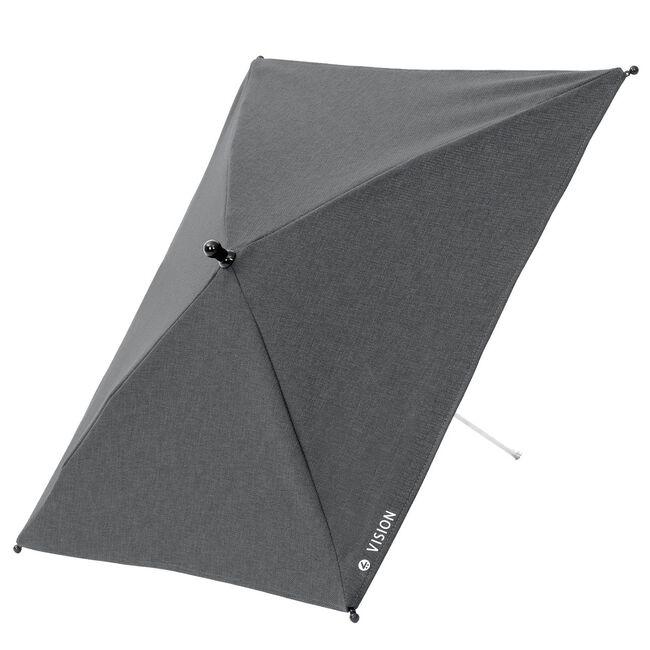 Mutsy Icon Vision parasol - Titanium Grey