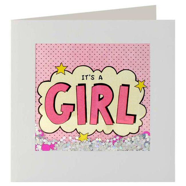 MapPublishing kaartserie Shakies 'It's a girl' - Multi