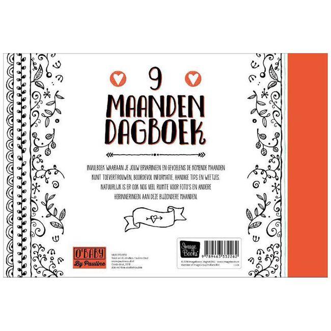 9 maanden dagboek Pauline O'BABY - Multi